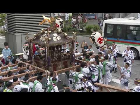 小田原 松原神社例大祭 2019-2