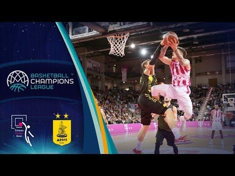 Telekom Baskets Bonn v Aris - Full Game - Basketball Champions League