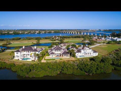 Florida Luxury Homes | Waterfront Estate | 9245 Marsh Island Drive Vero Beach, Florida