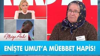 Umut Çakırer'e müebbet hapis cezası verildi!  - Müge Anlı ile Tatlı Sert 12 Şubat 2019
