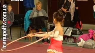 События спорт 06.10.2013 (художественная гимнастика)