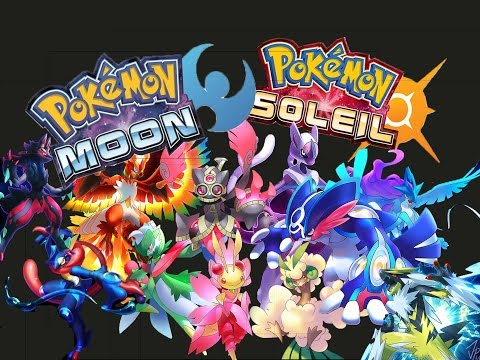 TOP 30 POKEMON FUSION [ POKEMON MOON & SUN - LUNE & SOLEIL ] POKEMON FUSIONS THEORIE