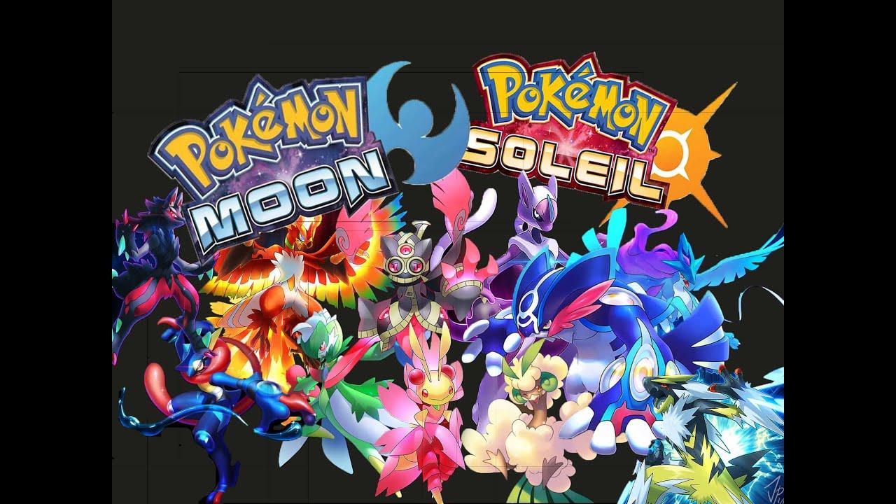 Top 30 pokemon fusion pokemon moon sun lune soleil pokemon fusions theorie youtube - Dessin pokemon soleil et lune ...