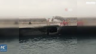 2 cargo ships collide in Turkey's Marmara Sea