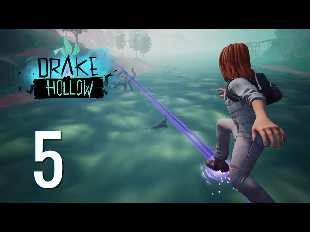 Ep 5 - Mill Road (Drake Hollow multiplayer gameplay)