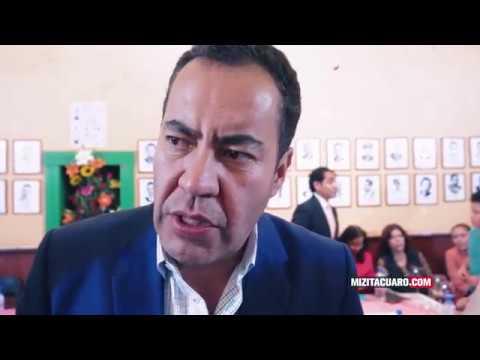Carlos Herrera Tello anuncia 3 cambios más en el ayuntamiento de Zitácuaro