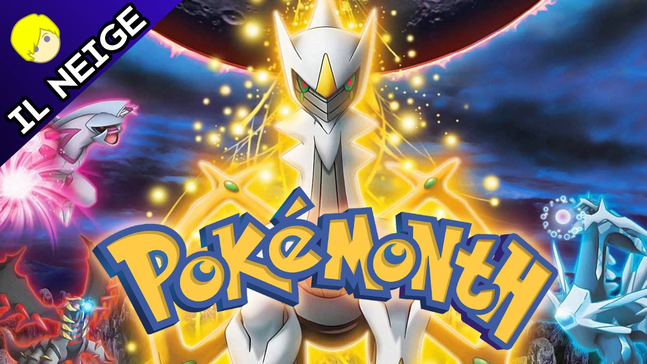 Arceus And The Jewel Of Life Movie Review Il Neige Youtube