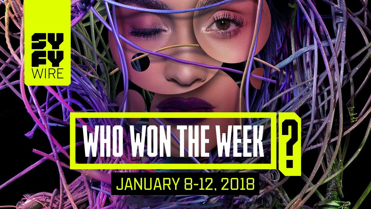 Amazon, Anime And Awards: Who Won The Week For Jan 8-12, 2018 | SYFY WIRE