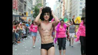 Гей парад в Праге. Как проходит ЛГБТ гей парад в Чехии 2019