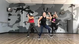 """""""High Hopes"""" Forte Fitness DANCE*FIT"""