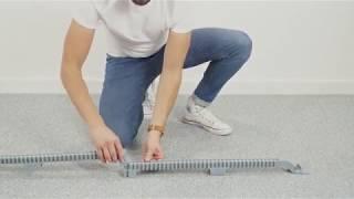 Gtech Myo Touch Massage Bed | Set up video