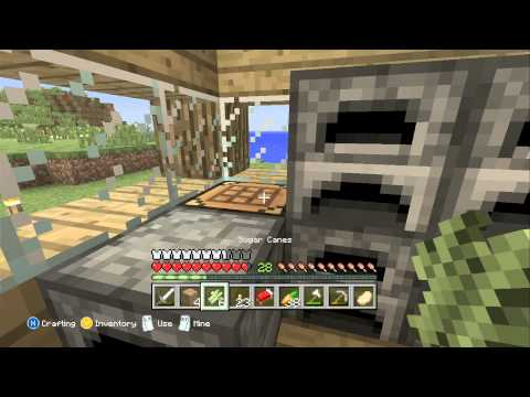 Minecraft Xbox 360: Survival Series: Episode 7: Technical Difficulties