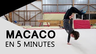 LE MACACO EN 5 MINUTES - Freerun style
