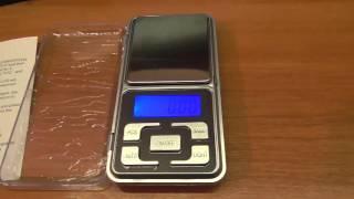 Pocket Scale MH 200 Series rewiev (china) Calibration, Кишенькові ваги М АШ 200 серії (Калібрування)