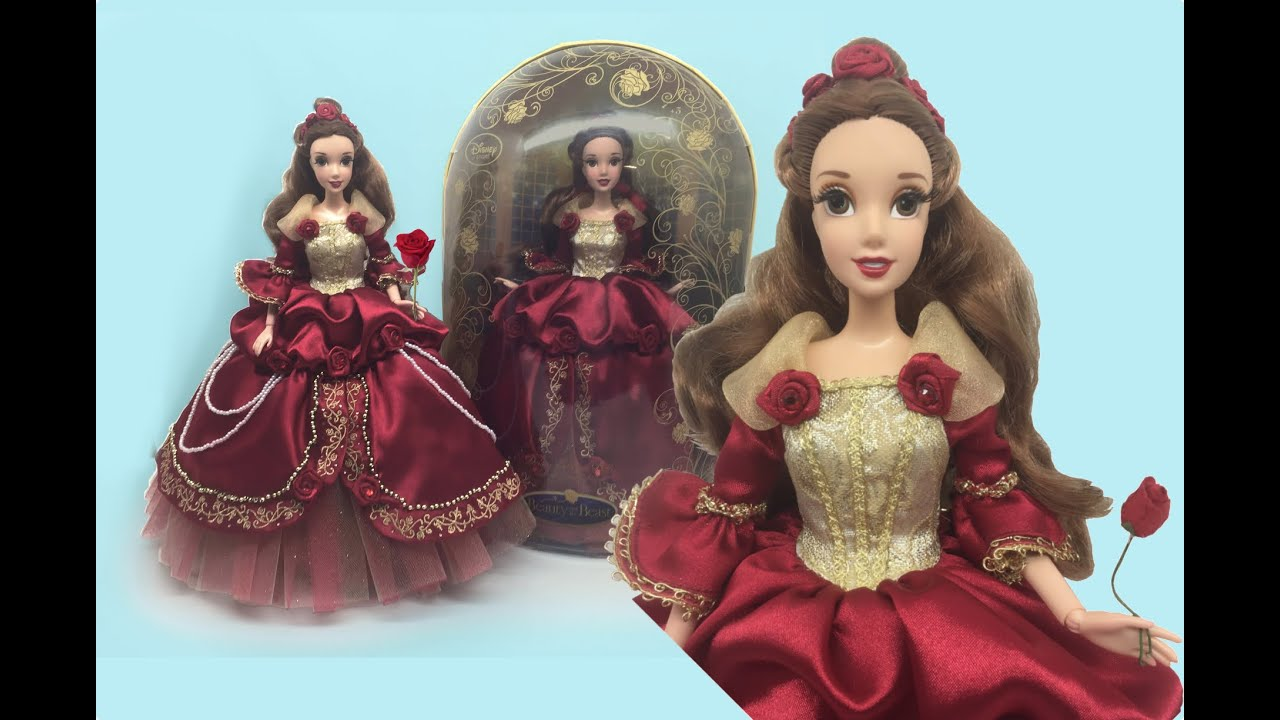 Deluxe Edition Belle Review Disney Store Beauty And The