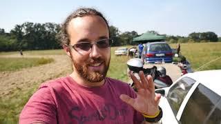 Teszteltük a Nyirádi 24 órás Audi 80 quattrót