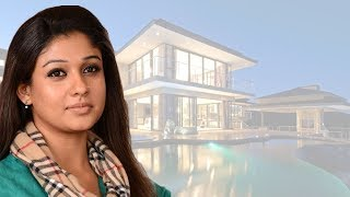 Nayanthara LifeStyle , Biography ,Net Worth ,Favourites , family And Gallery 2018 || Movie Sarkar