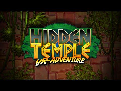 Hidden Temple - VR Adventure ▶ Official Gameplay Trailer