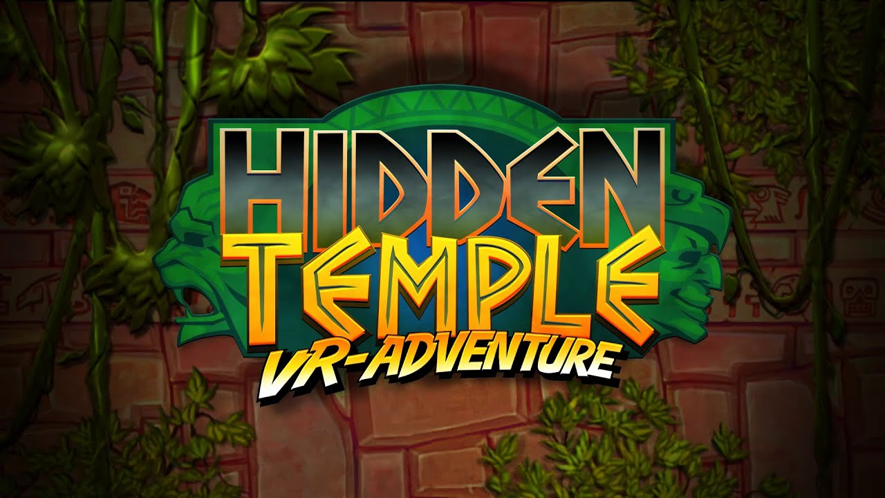 Hidden Temple VR Adventure