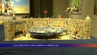 Yvelines | Les Lego font leur cinéma à Versailles