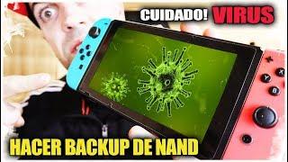 Hekate | Backup NAND