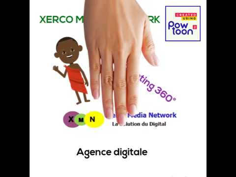 Presentation de l'agence digitale xerco media network