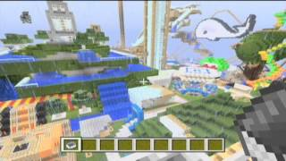 | Minecraft Funland 3.0 Map Converted From PC - XBOX! w/Download | More Maps Coming Your Way |