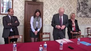 Signature partenariale - Mission locale Avallon-Tonnerre et Régional Intérim