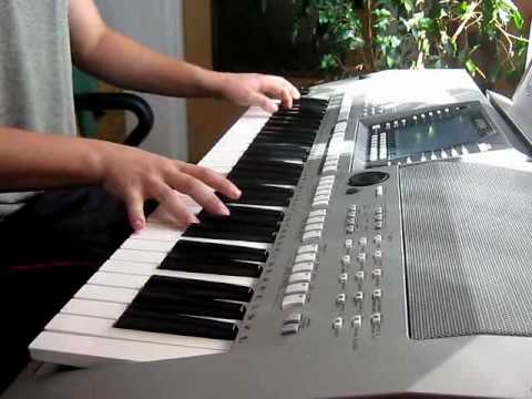 lambada keyboard yamaha psr s710 by rafillo youtube. Black Bedroom Furniture Sets. Home Design Ideas