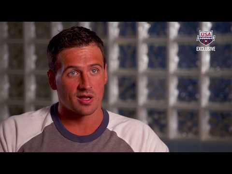 Exclusive: Ryan Lochte Returns