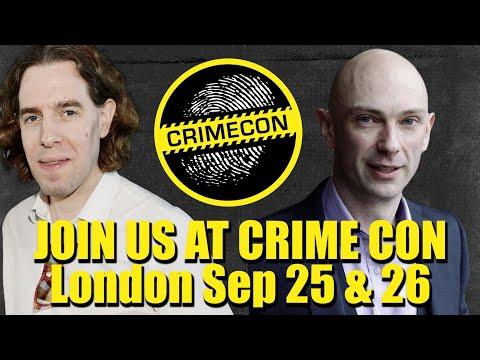 CrimeCon UK with Shaun Attwood & Matthew Steeples