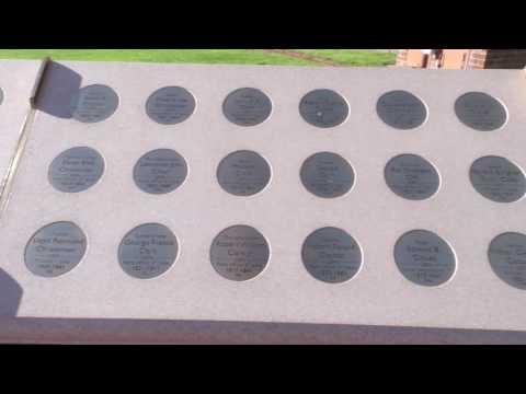 UA mall features new USS Arizona Memorial