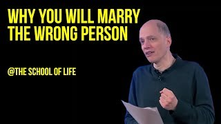 Download lagu Why You Will Marry the Wrong Person