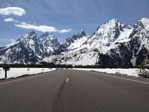 Grand Teton National Park Road Trip (3/3)