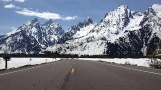 Grand Teton National Park Road Trip (3/3)