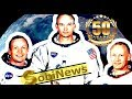 Человек на Луне -50 лет! Доктор Зотьев. Полет Аполлон-11 и астронавты США. SobiNews