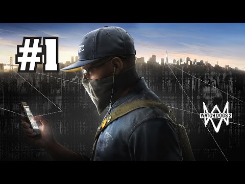 KITA MULAI JADI HACKER - Watch Dogs 2 [Indonesia] PS4 - LIVE #1