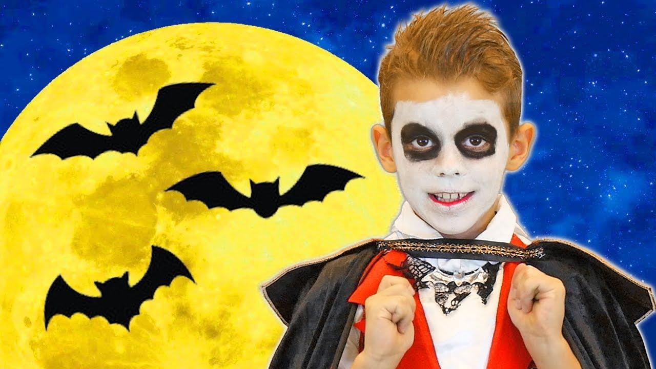 Halloween Song Spanish Version Letsgomartin Canciones Infantiles