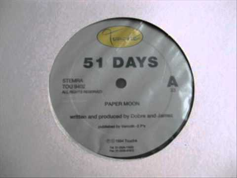 51 days paper moon discogs