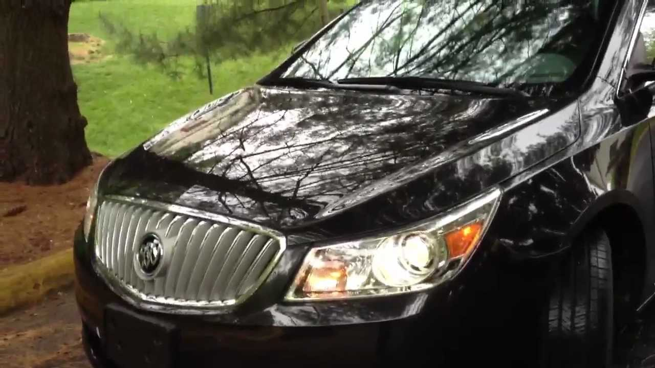2012 buick lacrosse touring review walk around start up. Black Bedroom Furniture Sets. Home Design Ideas