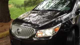 2012 Buick LaCrosse Touring Review, Walk Around, Start Up & Rev, Test Drive