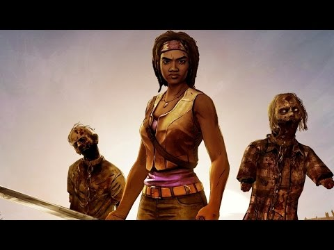 The Walking Dead: Michonne Full Season Telltale Games 1080p HD