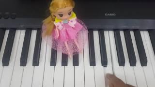 Hướng dẫn học đánh đàn Piano bài: Đàn gà con