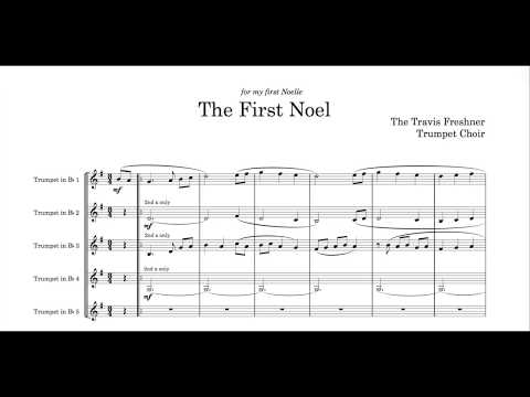 The First Noel (Noel for Noelle) - Trumpet Choir