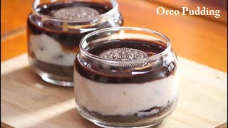 Oreo Pudding  Quick and Easy Desert Recipe  Oreo Desert Box  Rj Payal&#39s Kitchen