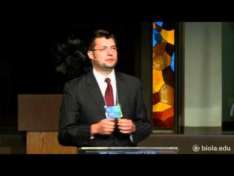 Dariusz Brycko: J. Gresham Machen's View of Christian Scholarship - CCT Conference