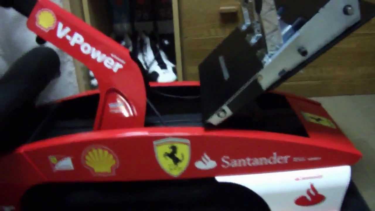 Ferrari For Sale >> Playseat F1 FRI - YouTube