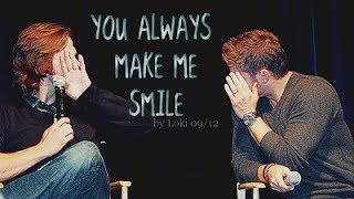 You Always Make Me Smile (J2)