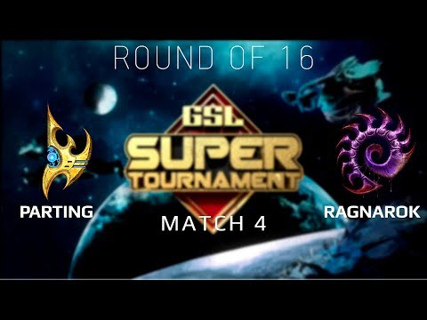 2019 GSL Super Tournament 1 - Ro16 Match 4: PartinG (P) Vs Ragnarok (Z)