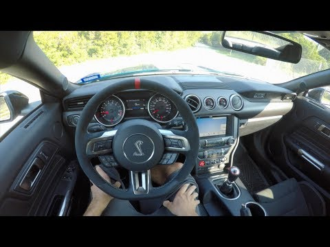 POV Drive - 2017 Shelby GT350 Ford Mustang
